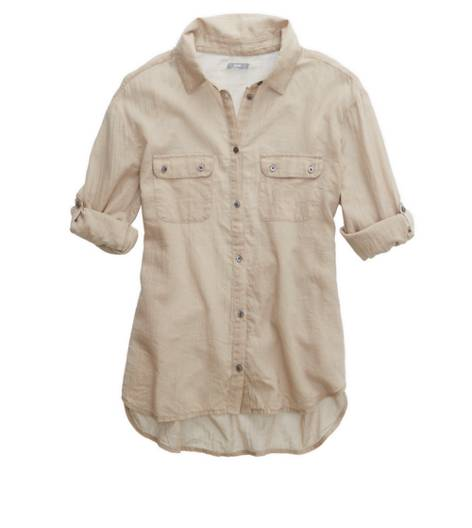 Terrace Aerie Button Down Shirt