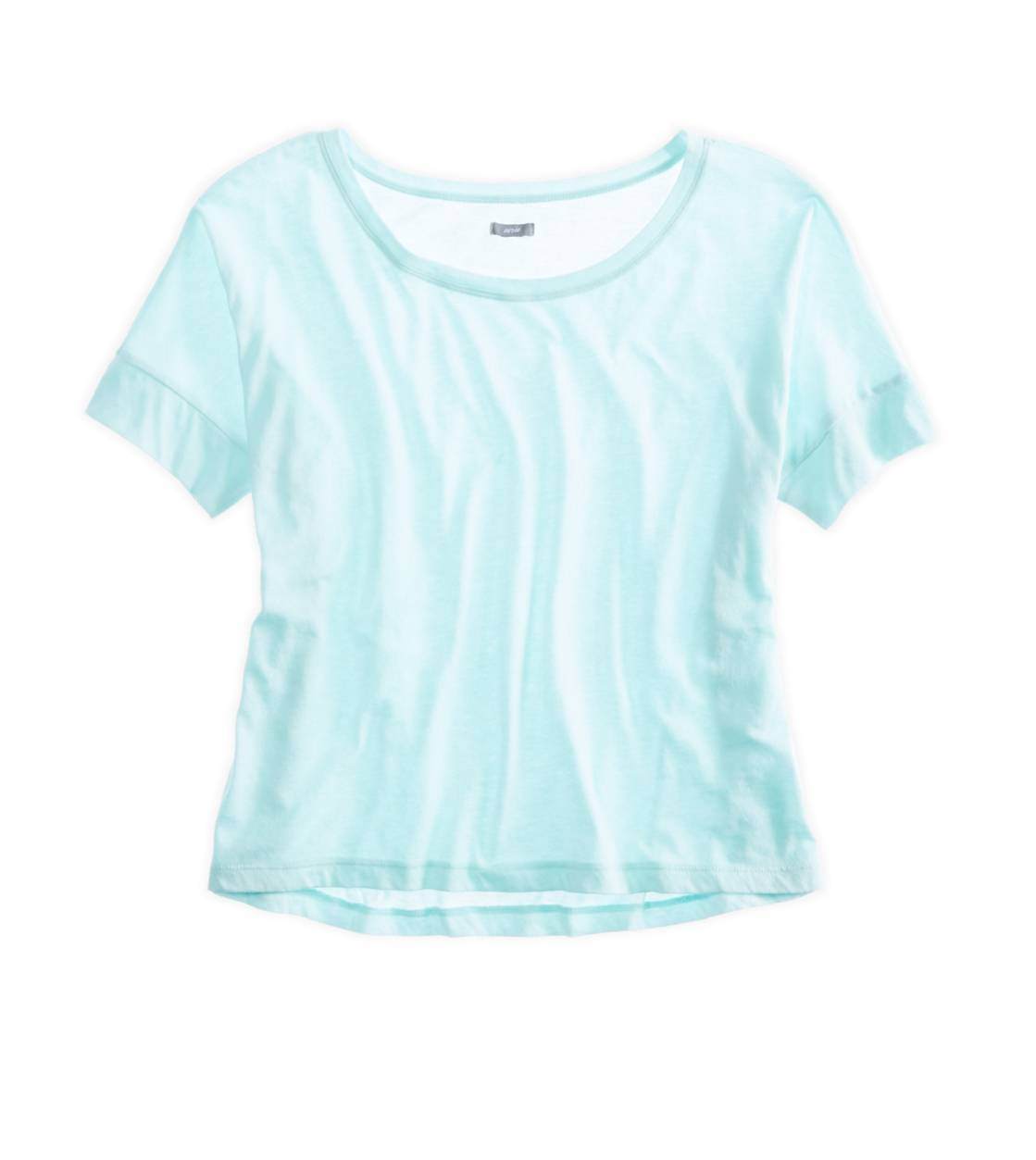 Spring Break Aerie Crop T-Shirt