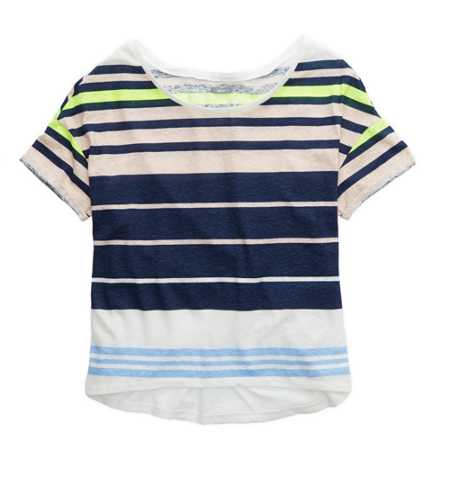 Aerie Striped T-Shirt
