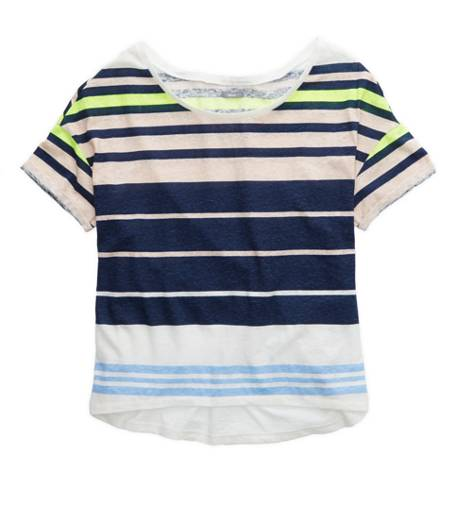 Royal Navy Aerie Striped T-Shirt