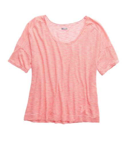 Aerie Striped Dolman T-Shirt
