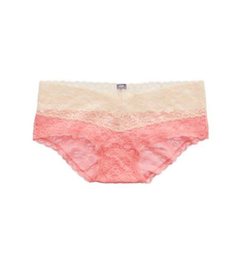 Strawberry Pink Aerie Boybrief