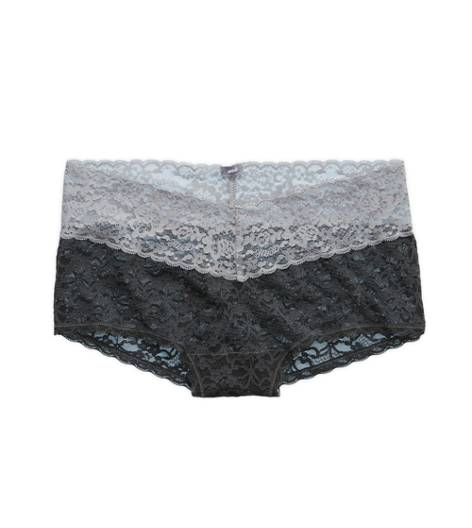 Silver Shadow Aerie Girly Short