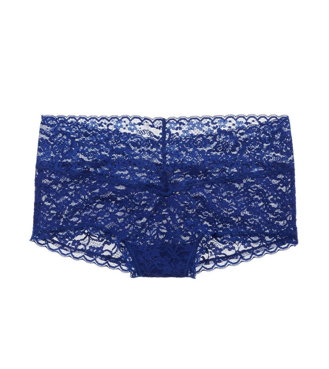 Blue Tonic Aerie Vintage Lace Girly Short
