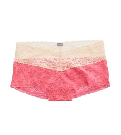 NYC Pink Aerie Girly Short