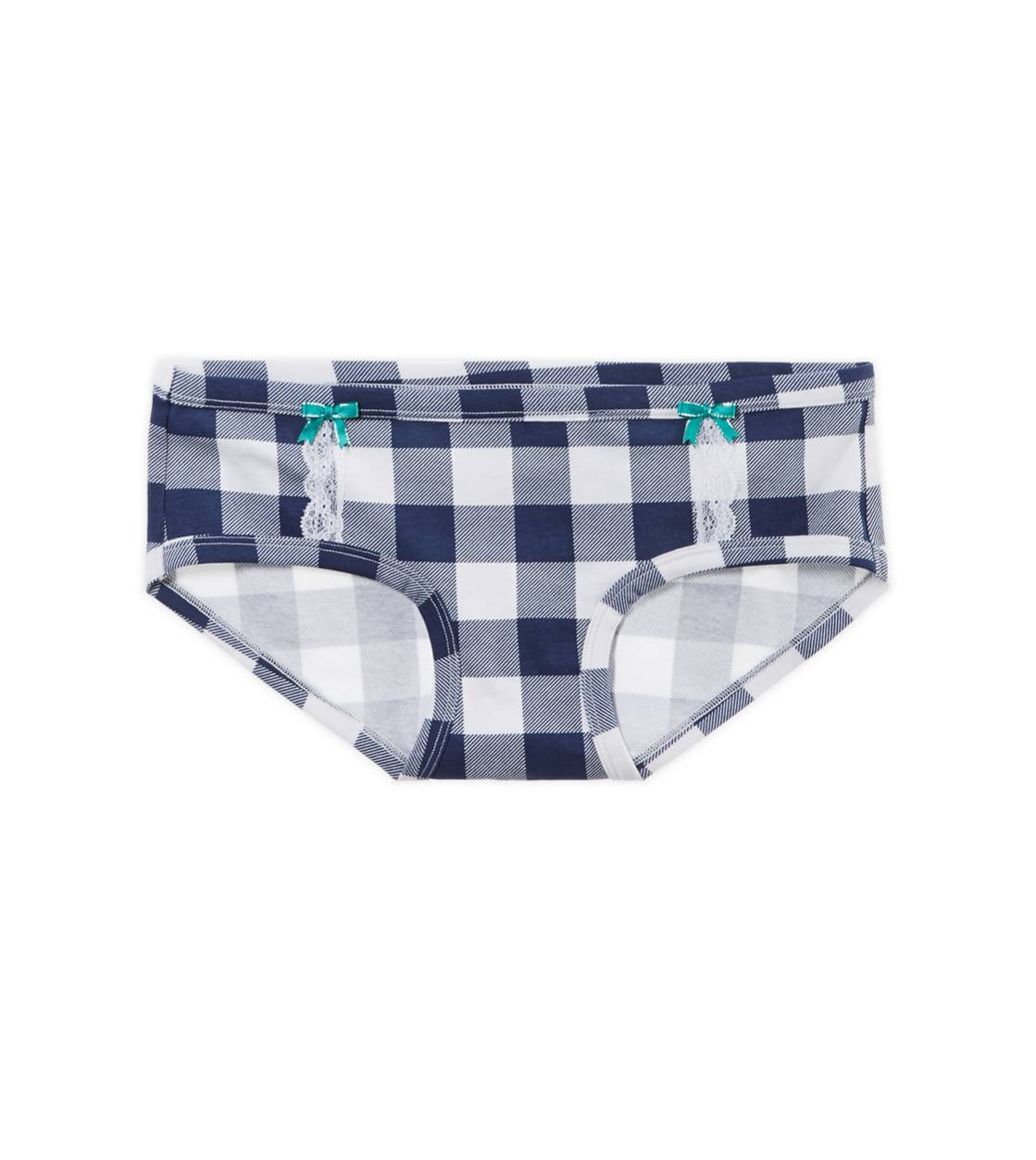 Red Aerie Double Bow Boybrief
