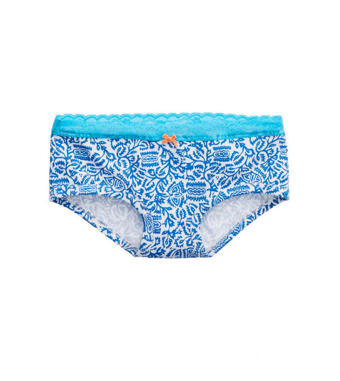 Light Blustead Aerie Printed Boybrief