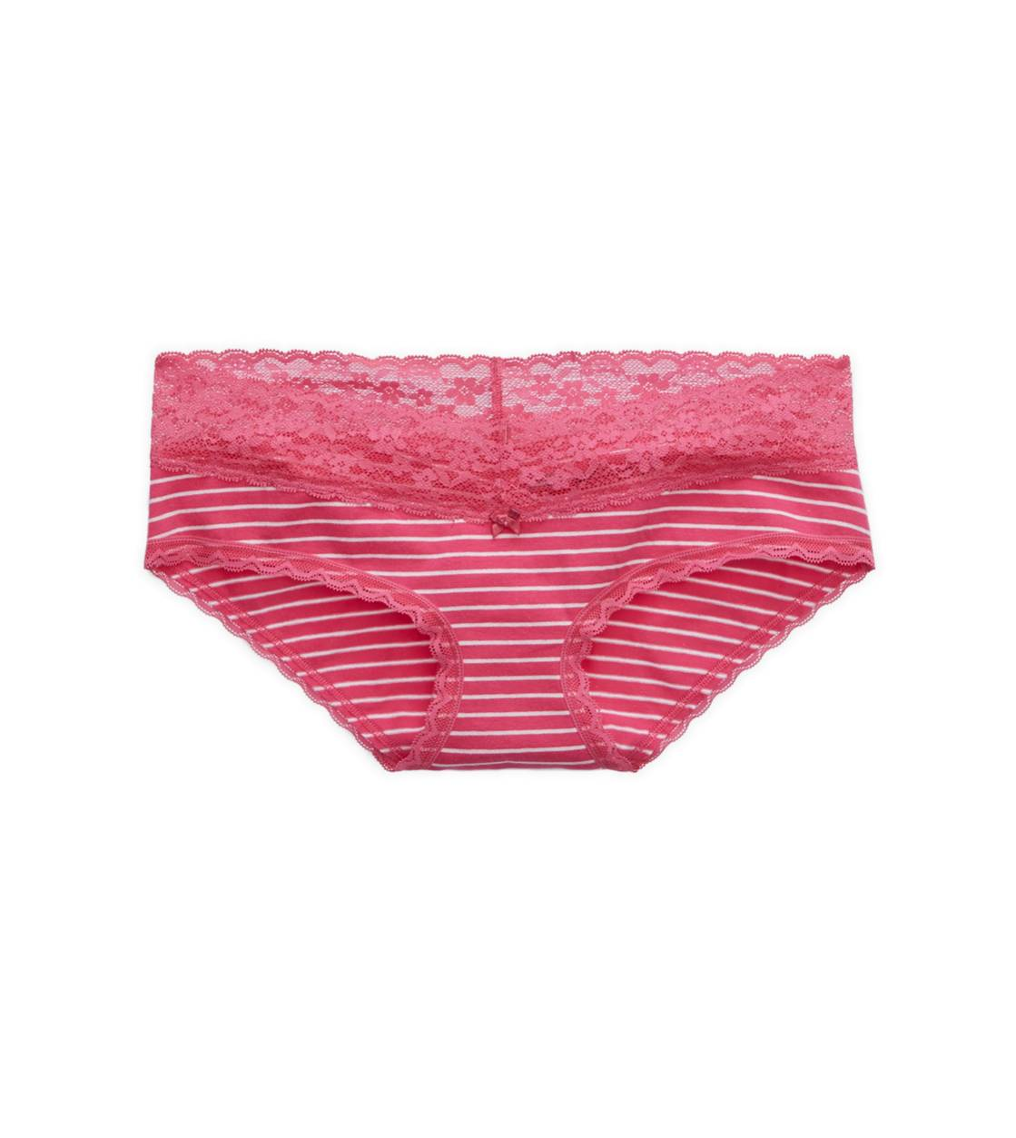 Sweetheart Aerie Lace Trim Boybrief