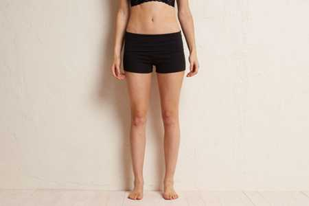 Aerie Slim Gym Yoga Shortie