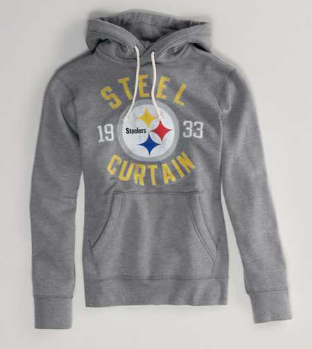Pittsburgh Steelers Hooded Popover