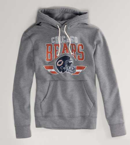 Chicago Bears NFL Hooded Popover