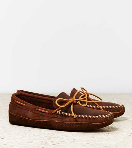 Minnetonka Suede Driving Moc - Free Shipping On Shoes