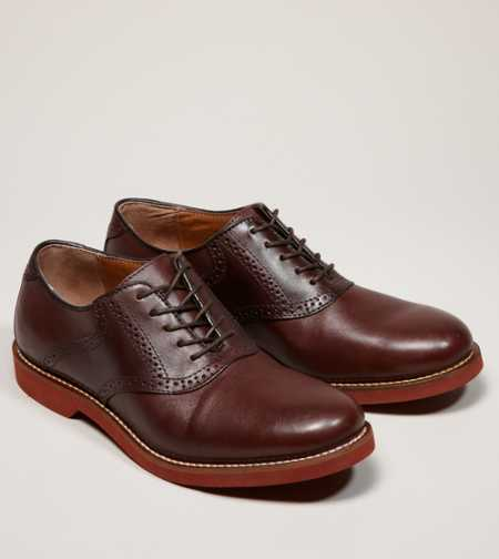 Bass Burlington Saddle Shoe