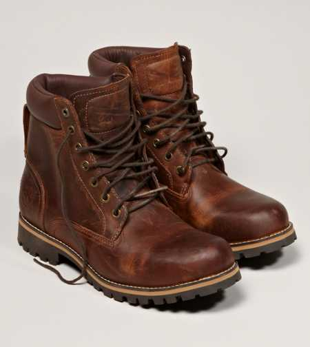 Timberland Earthkeepers Rugged 6 in Waterproof Plain Toe Boot