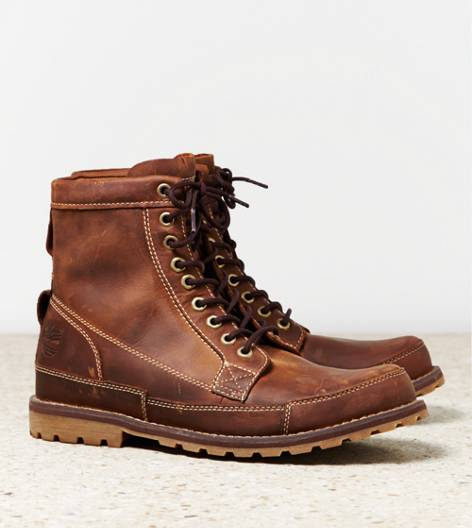 Brown Timberland Earthkeepers Original Leather 6