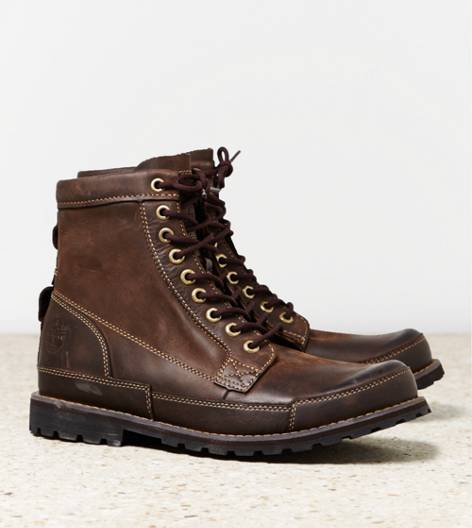 Dark Brown Timberland Earthkeepers Original Leather 6
