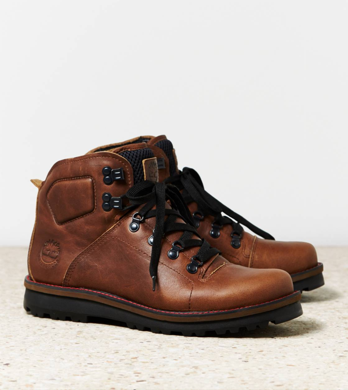 Brown Timberland Earthkeepers McIntyre Boot