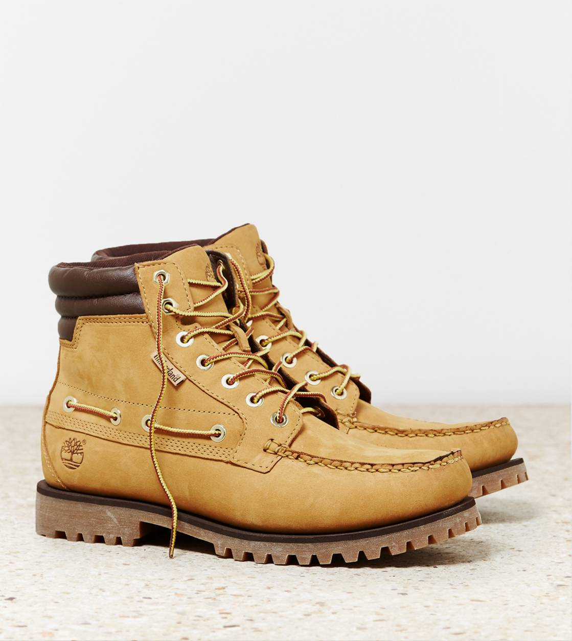 Tan Timberland Oakwell Boot