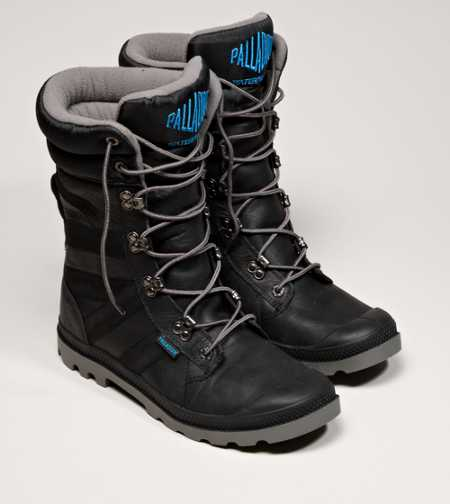 Palladium Pampa Thermal Boot