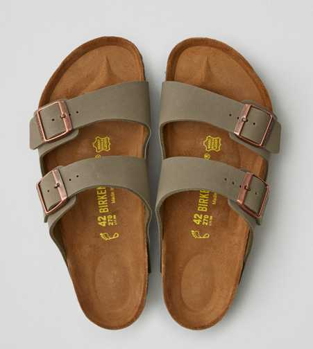 Birkenstock Milano Leather Sandal - Free Shipping