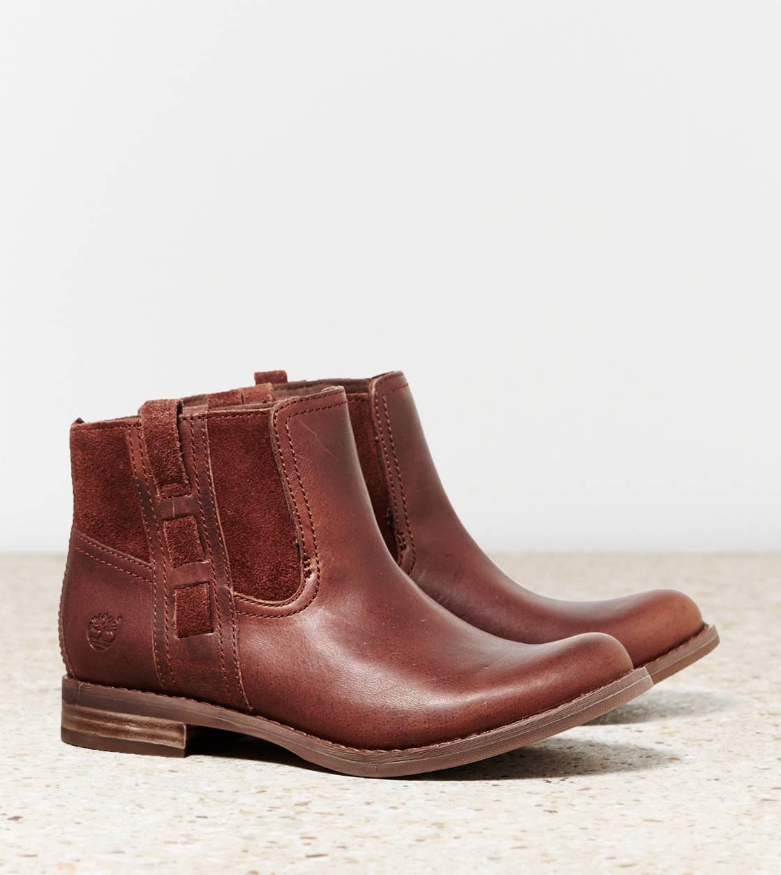 Brown Timberland Earthkeepers Savin Hill Chelsea Boot