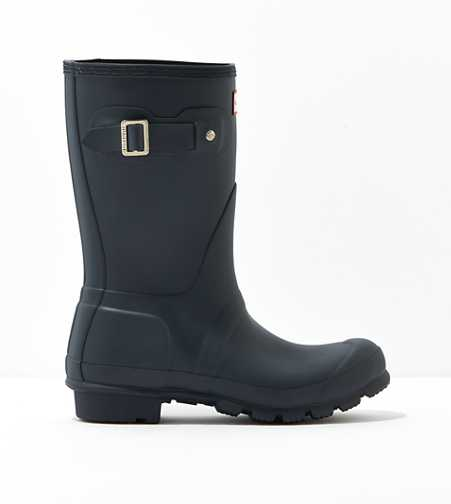Hunter Original Short Rain Boot  - Free Shipping
