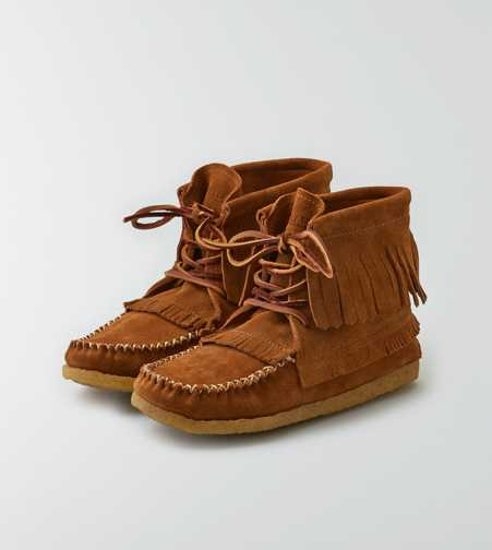 Eastland 1955 Fringe Ankle Boot