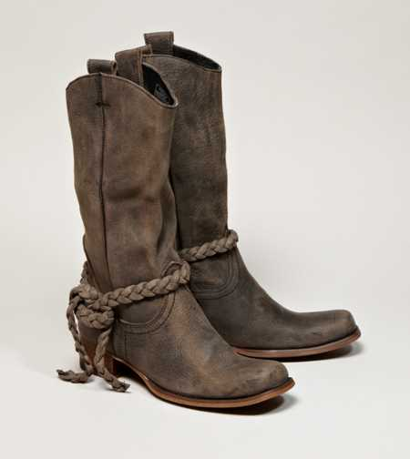Bed Stu Saphire Braided Boot