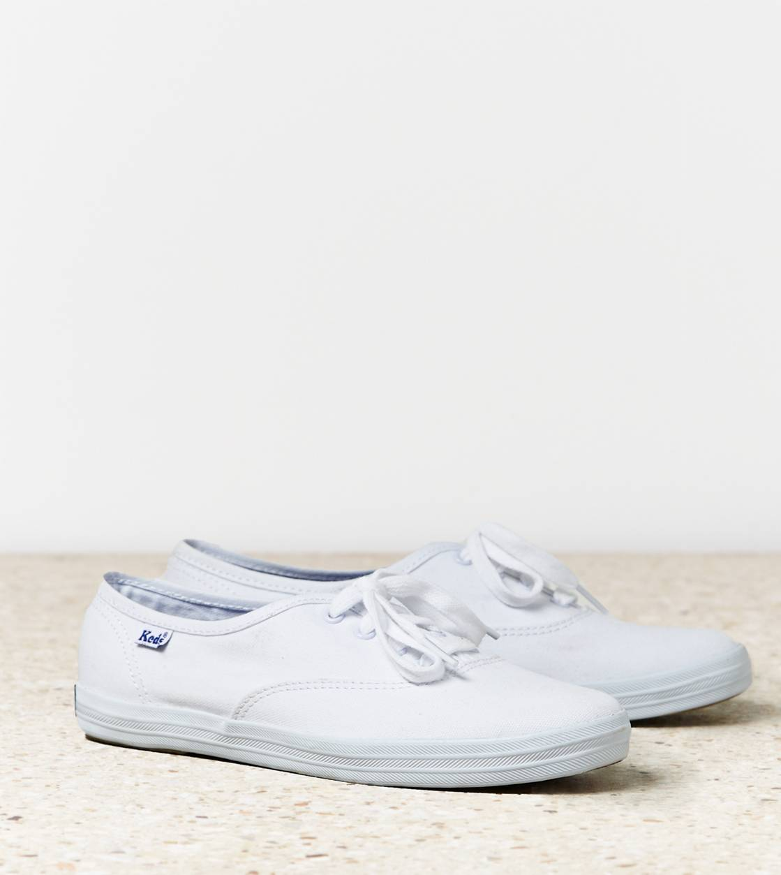 White  Keds Champion Originals Sneaker