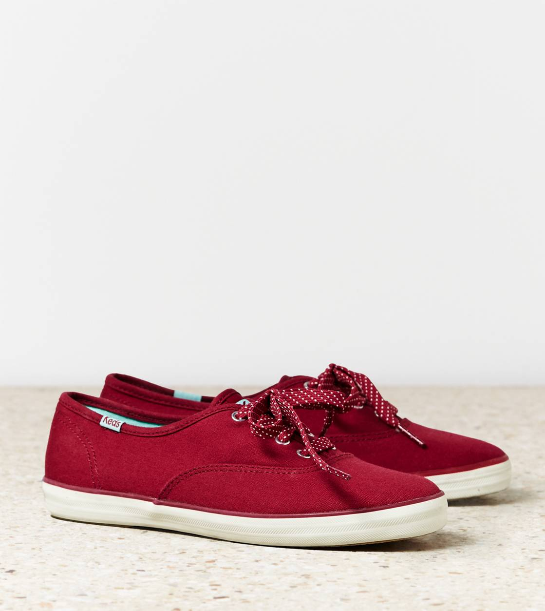 Burgundy Keds Champion Originals Sneaker