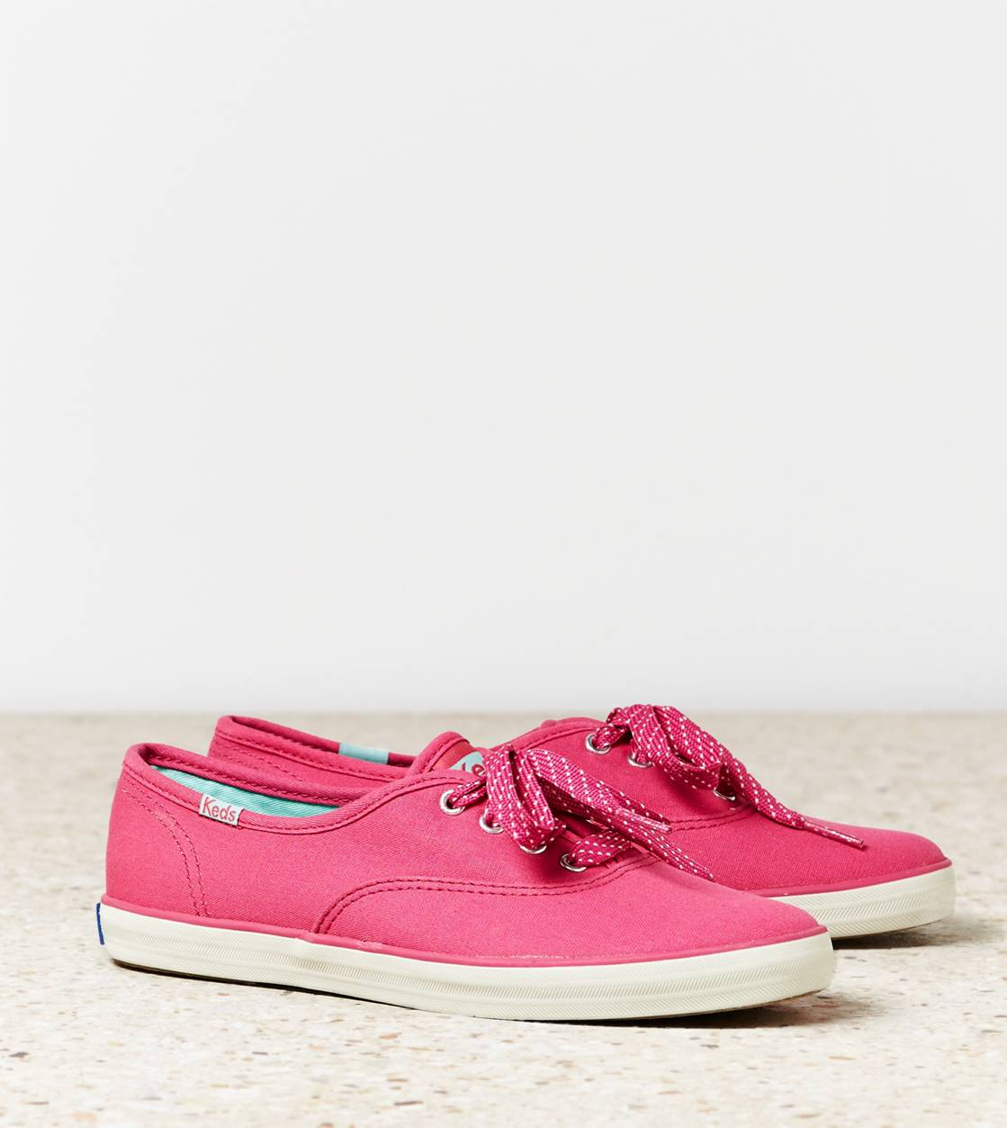 Pink Ice Keds Champion Originals Sneaker