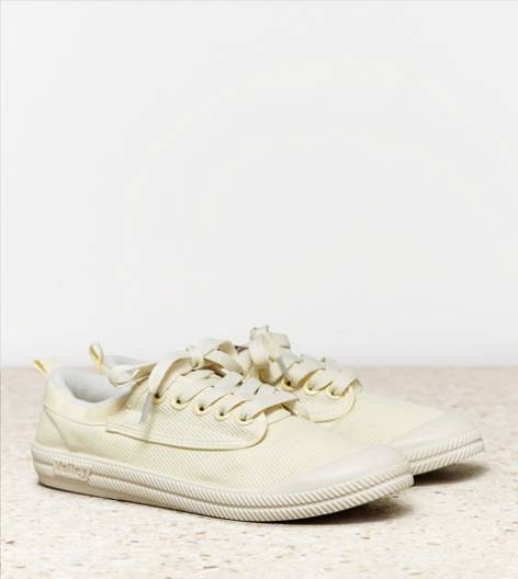 White  Volley International Sneaker