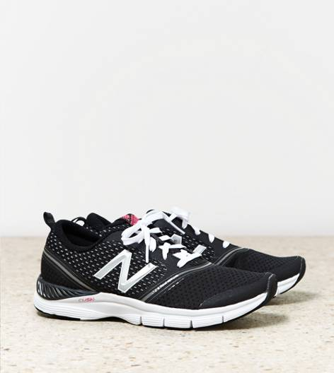 Black New Balance 711 Sneaker