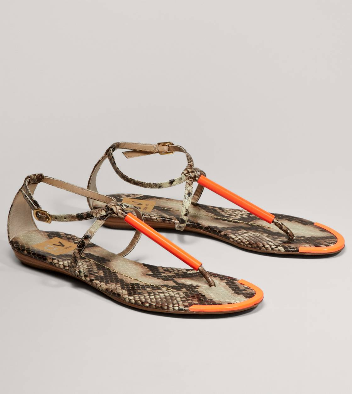 Brown DV by Dolce Vita Archer Sandal