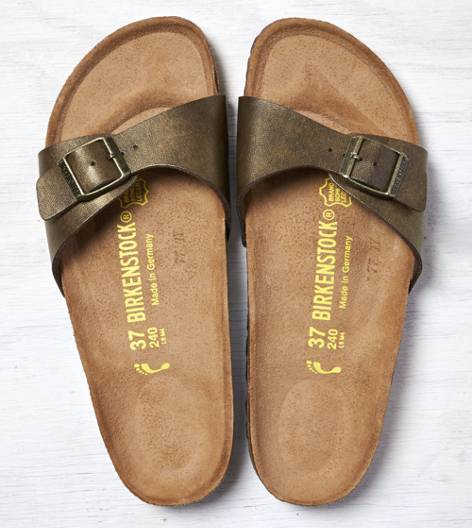 Brown Birkenstock Madrid Sandal
