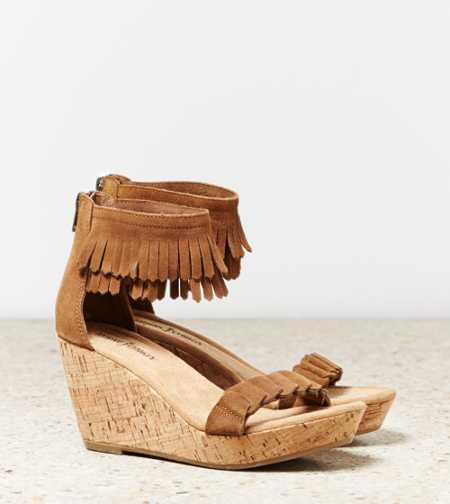 Minnetonka Nicki Wedge