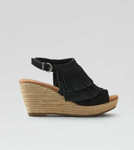 Minnetonka Ashley Wedge  - Free Shipping