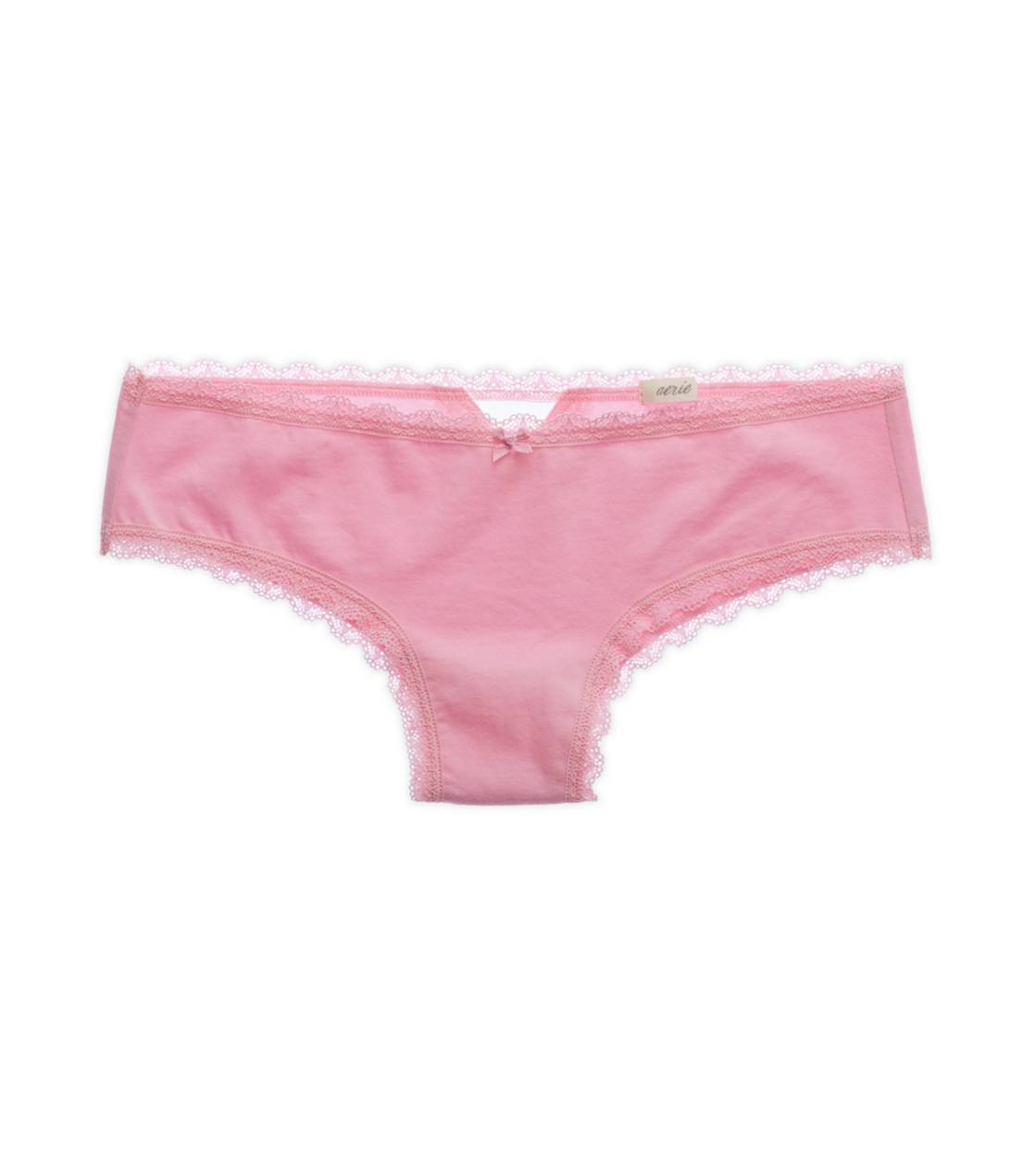 Preppy Pink Aerie V-Back Cheeky