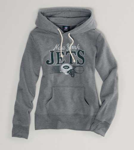 New York Jets NFL Hooded Popover