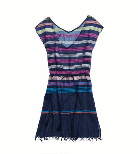 Royal Navy Aerie Fringe Dress