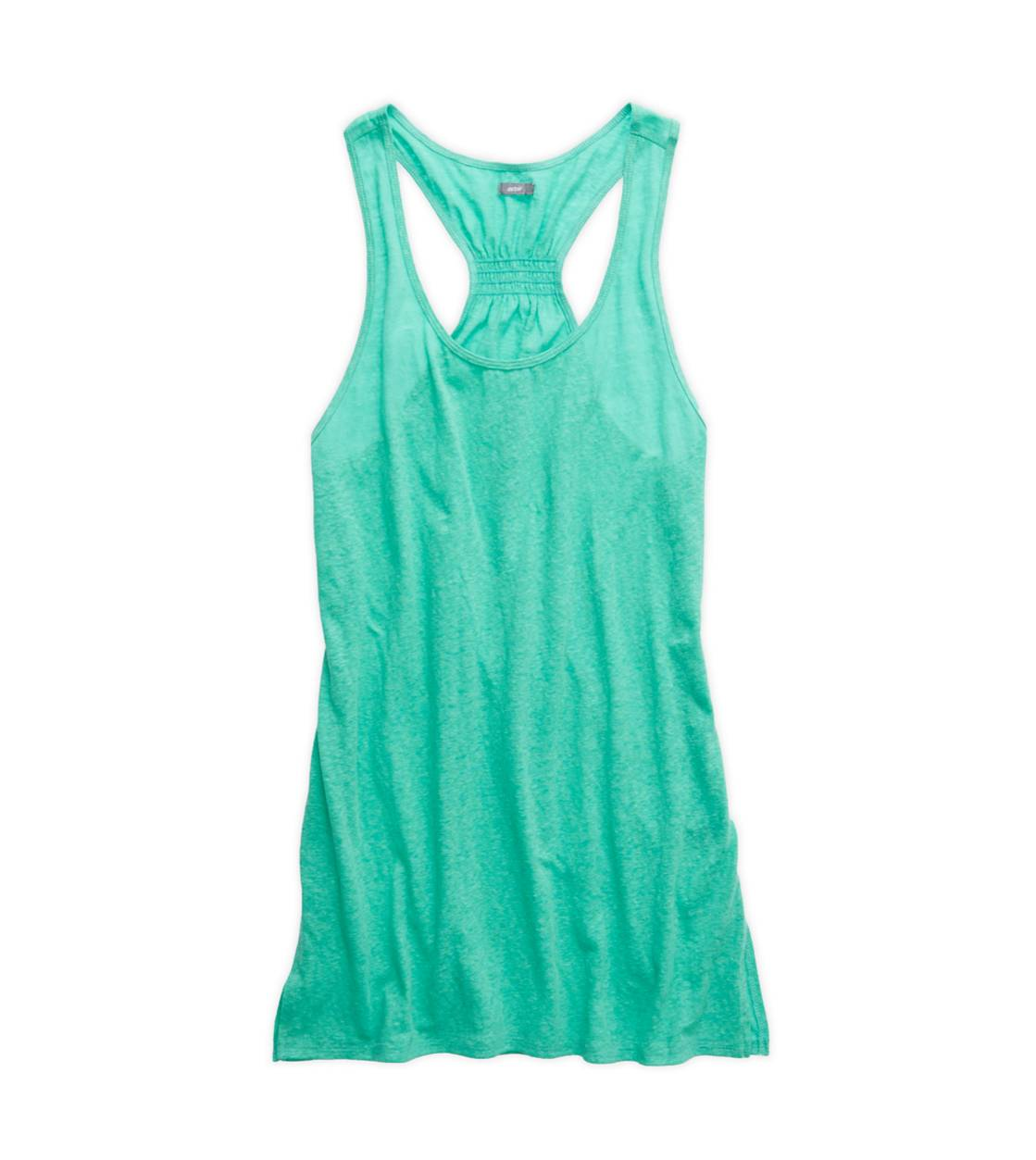 Mint Leaf Aerie Racerback Tank Dress