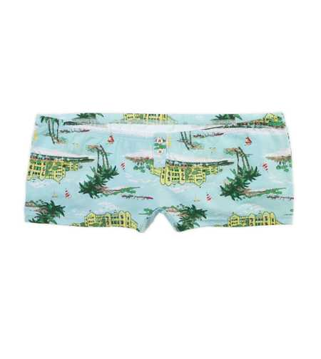 Aerie Tropical Print Boyshort - 7 for $26.50