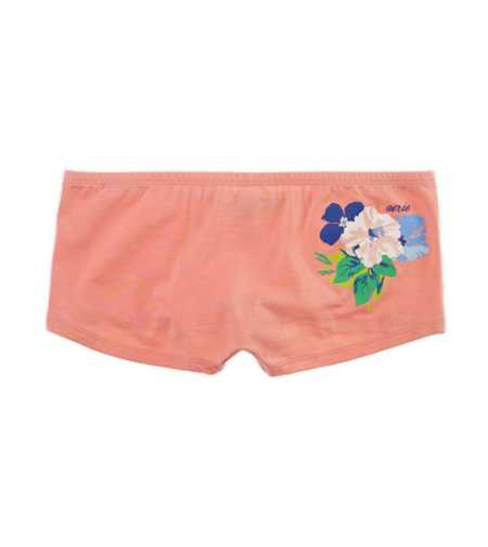 Aerie Beach Bum Boyshort - 7 for $26.50