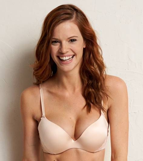 Buff Jennifer Hidden Wire Lightly Lined Bra