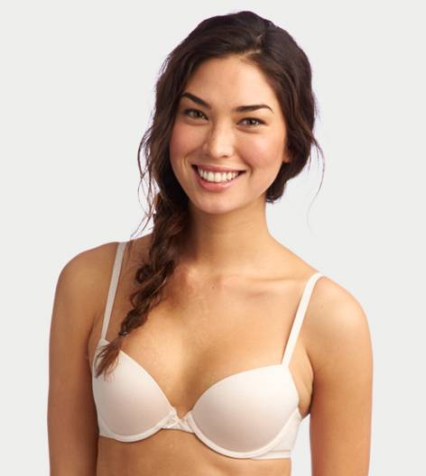 Buff Lindsey Lightly Lined Bra
