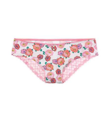 Aerie Cutie Booty Printed Girly Brief - 7 for $26.50