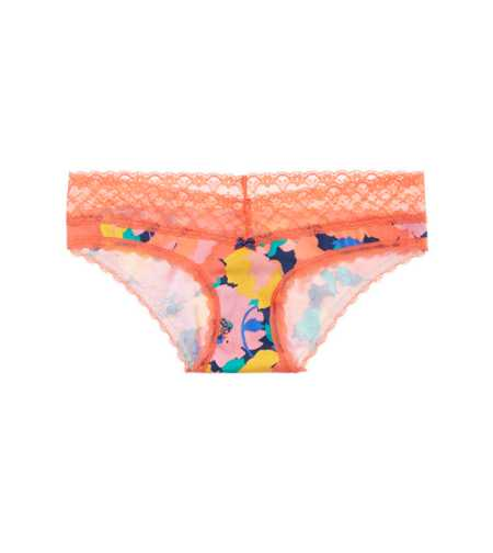 Aerie Printed Lace Girly Brief - 7 for $26.50