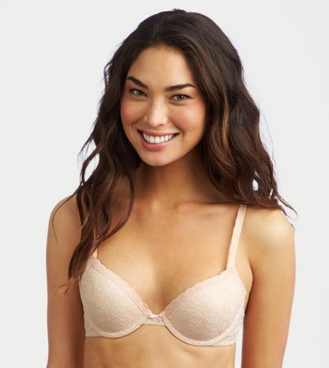Buff Bridget Vintage Lace Pushup Bra