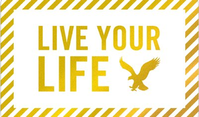 ae live your life