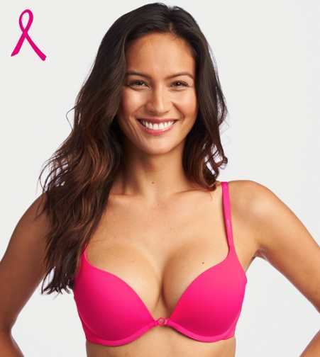 Limited-Edition Bright Pink Charley Bra - Buy One Get One $5!